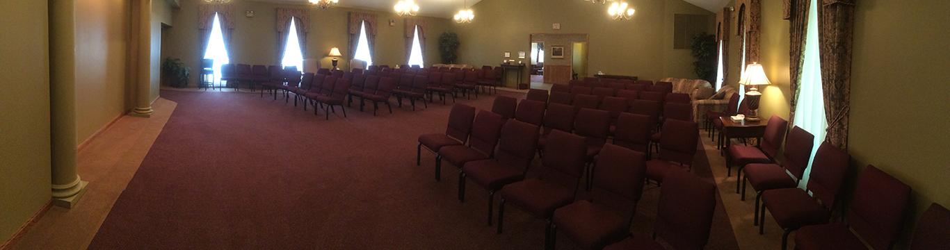 Edinboro, PA Van Matre funeral home