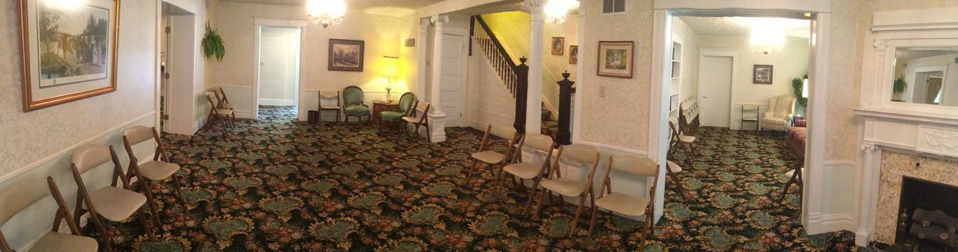 Waterford, PA Van Matre funeral home