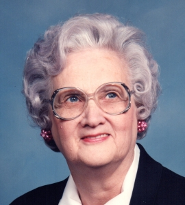 Irene Carr obituary picture