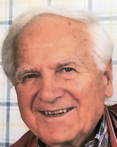 Hap Holowach obituary picture